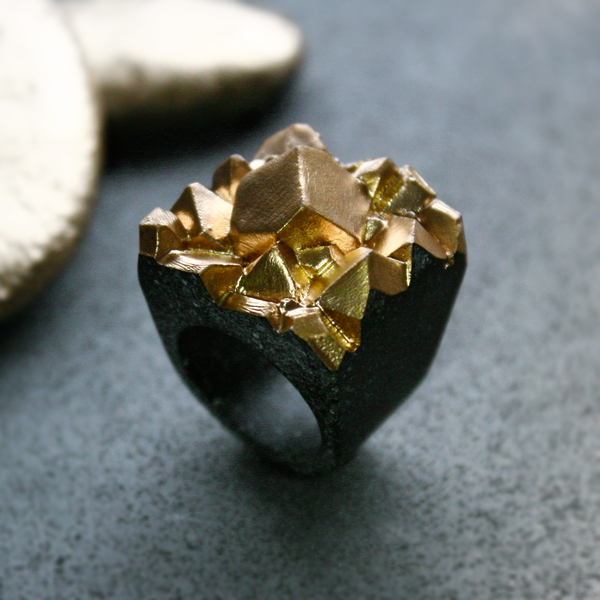 Oban Chunky Statement Ring